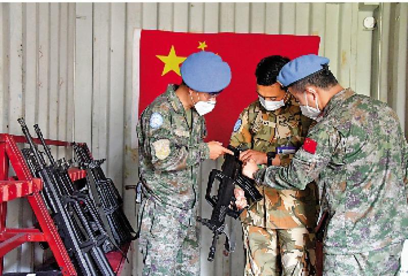 盛图官网注册:中国坚定维护国家利益和民族尊严