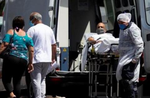 巴西累计新冠确诊病例超1300万例
